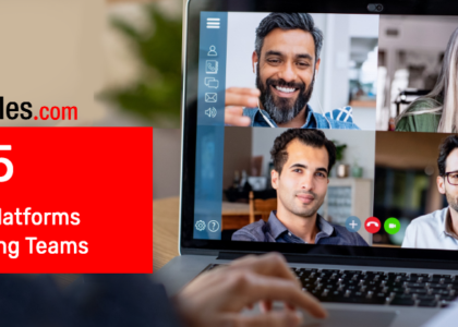 5 online meetings platforms remote working business mobiles