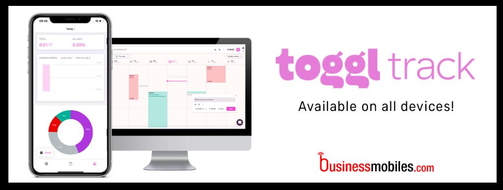 Toggl track-BusinessMobiles.com-Review
