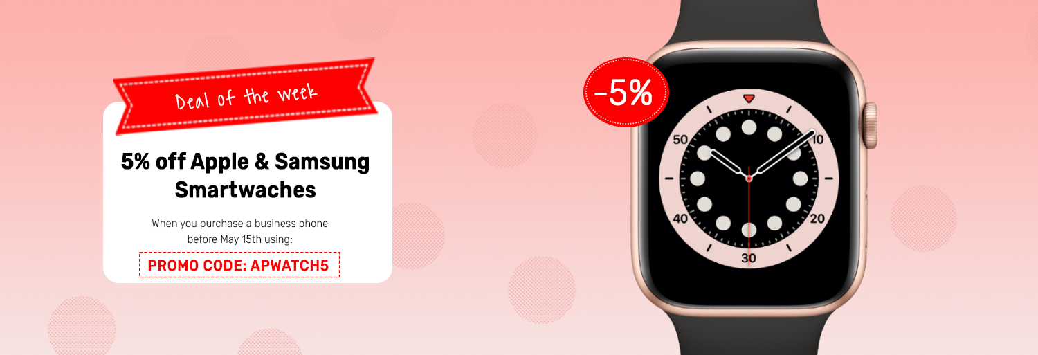 smartwatch offer business mobiles